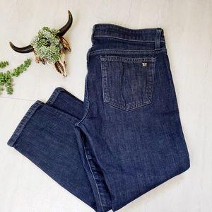 Womens joes jeans skinny ankle zipper jeans 30